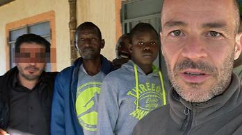 Menekülésem a titkosügynök elől a rabszolgaság országában