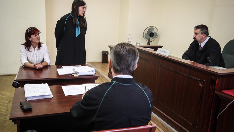 Nincs ítélet a Dózsa-Pruck-ügyben, Schmidt Máriáék a 0-10%-ba kapaszkodnak