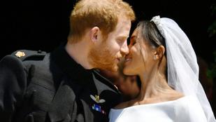 Teljesen felborította a pornónézési szokásokat Harry herceg és Meghan Markle esküvője