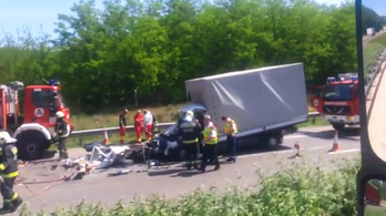 Újabb román sofőr szenvedett halálos balesetet Magyarországon