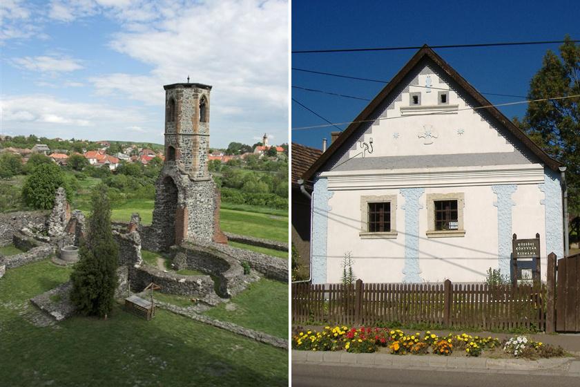 Kisnána apró települése rendkívüli történelmi kincsek birtokában áll. A falucska viszonylagosan épen maradt vára mellett egy Árpád-kori rotunda alapjai, torony és vármúzeum állnak, de a szlovák parasztlakból kialakított tájházat is érdemes megnézni.