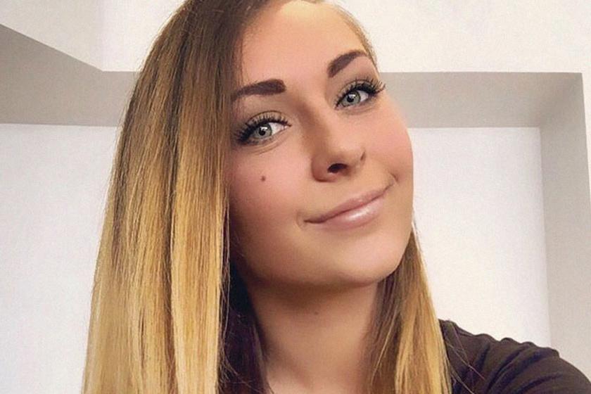 A 24 éves lány szokatlan képeken mutatta be magát - Nem átlagos szelfik