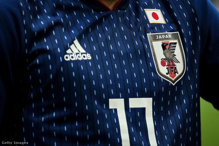 A japán csapat Adidasban játszik majd