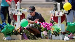 Egyre több amerikai gyerek retteg attól, hogy meghal ha suliba megy