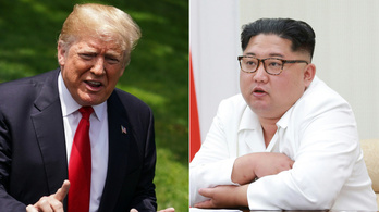 Trump lemondta a csúcstalálkozóját Kim Dzsongunnal