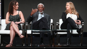 Morgan Freemant is utolérte a zaklatási botrány