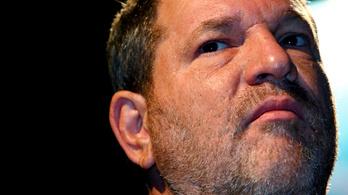 Nemi erőszak miatt emelnek vádat Weinstein ellen