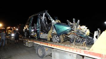 Nem volt jogosítványa a ceglédberceli balesetet okozó román sofőrnek