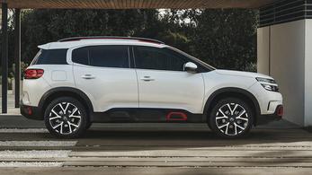 Európába is megérkezett az új Citroën csúcsmodell