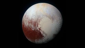 Kozmikus szemétdomb a Plútó
