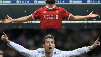 C. Ronaldo gyorselemezte Szalahot