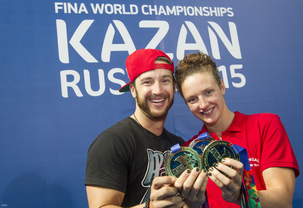 A 2015-ös kazanyi világbajnokságról is két arannyal (no meg egy bronzzal) távozott, a 200 vegyest azóta is élő világcsúccsal nyerte, a 2:06,12-es időnél senki nem úszott jobbat