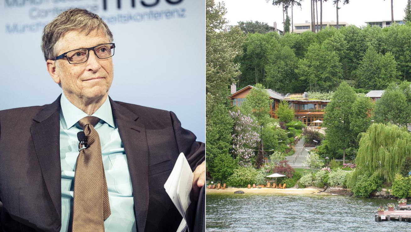Bill Gates-haz