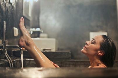 shower furdes zuhanyozas