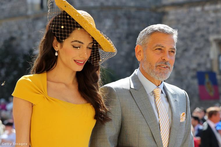 1. Amal Clooney