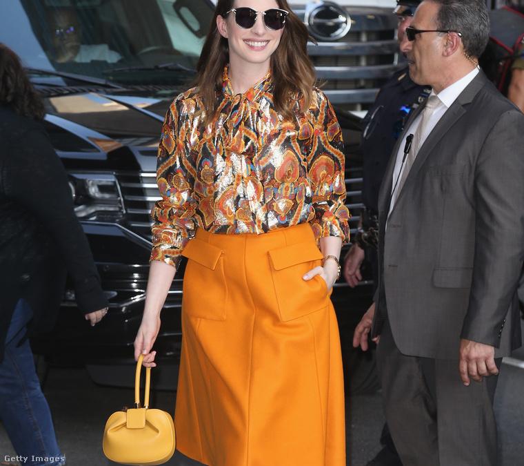 4. Anne Hathaway