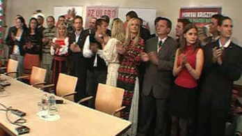 Jobbik: Adjon az Isten - Szebb jövőt!