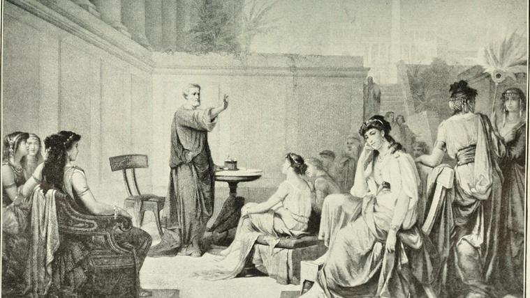 Pitagorasz nemcsak matekzseni volt, de istenkomplexusos szektavezér is