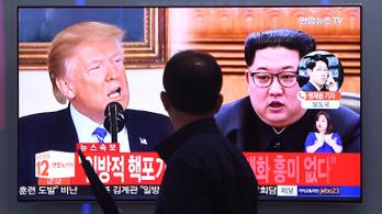 Most akkor Trump csicskáztatja Kimet, vagy Kim Trumpot?