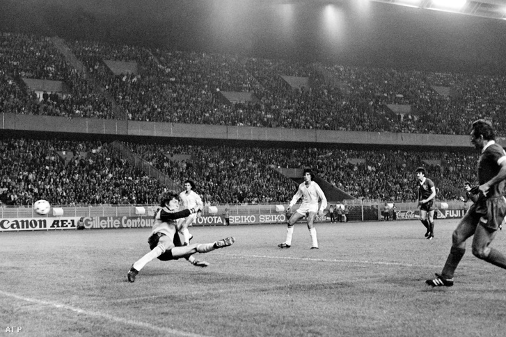 Liverpool - Real Madrid (1981)