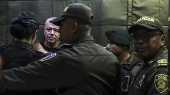 Újra elfogták Escobar volt bérgyilkosát