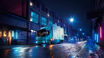 Elektromos kukásautót épített a Volvo