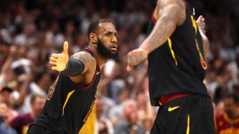 LeBron James hetedik meccsre mentette a keleti főcsoportdöntőt