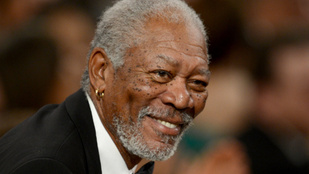 Morgan Freeman reagált az ellene felhozott vádakra