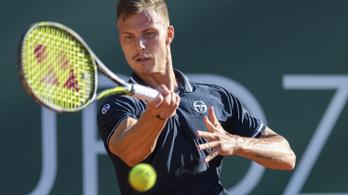 Fucsovics tornagyőztes: 36 éve nem látott magyar teniszsikert ért el