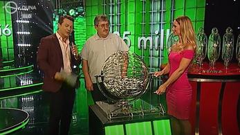 Fokozódik az izgalom az ötös lottón