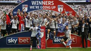 Győzött a Fulham, visszajutott a Premier League-be