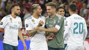 Zidane BL-döntőkkel búcsúztatja fiait a Realból