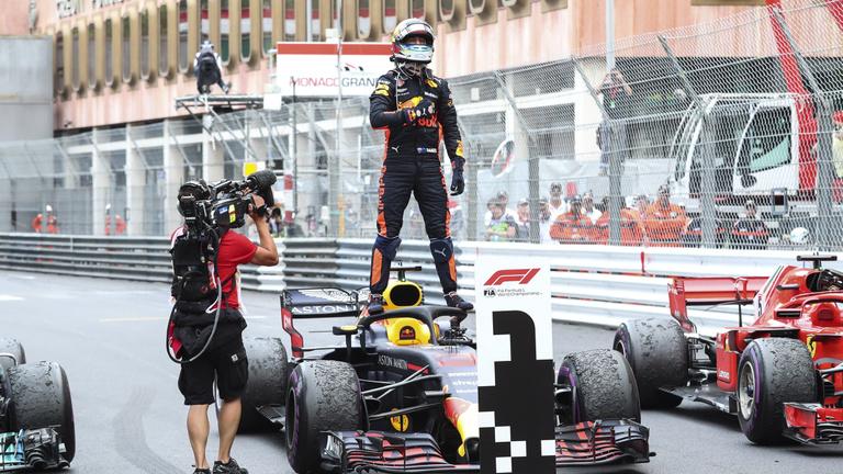 Megváltás: Ricciardo Monaco királya