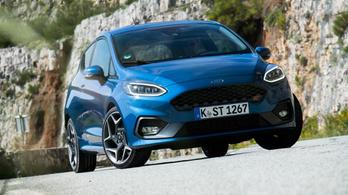 Bemutató: Ford Fiesta Active és ST – 2018.