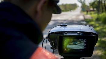 Országos sebességmérő akció lesz jövő héten