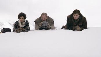 Világszerte érdektelenség fogadta az új Star Wars-filmet