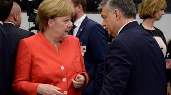Egy német lap szerint a CDU két feltételt adott Orbánnak