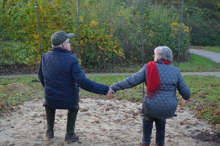 """""""Ha újrakezdhetném, akkor is feleségül venném"""" - Alzheimer-kóros feleségéről és szerelmükről mesélt az idős férfi"""
