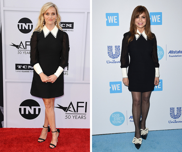 Reese Witherspoon Paula Abdul