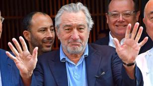 Robert De Niro mégsem tudta kitiltani Trumpot a világ összes Nobujából