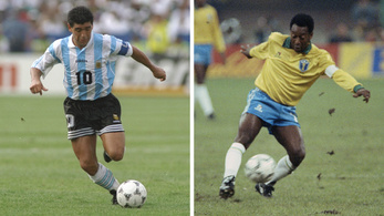 Megszámolták, hányszor cselezett Pelé a 4 vb-jén