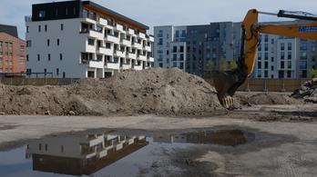 1,5 millió lakást épít a német kormány