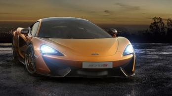 Tudják, hány utcai McLaren készült eddig?