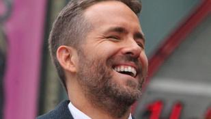 Ezért nem lett Ryan Reynolds-ból kábszerfüggő gyerekszínész