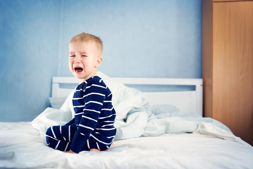 Rosszul alszik a gyerek? Lehet, hogy ez az ásványi anyag hiányzik az étrendjéből