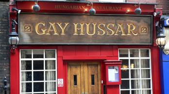 Bezárják London leghíresebb magyar éttermét