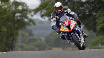 Miért jó egy TT versenyzőnek, ha kövér?