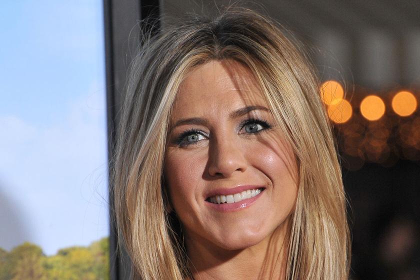 Jennifer Aniston karrierje kezdetén - Ekkor még az orrát sem szabatta át