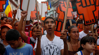 Venezuela csak lassan múlik ki a Janus-arcú szankciók alatt