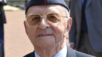 Elhunyt Yves de Daruvar, a francia ellenállás magyar hőse